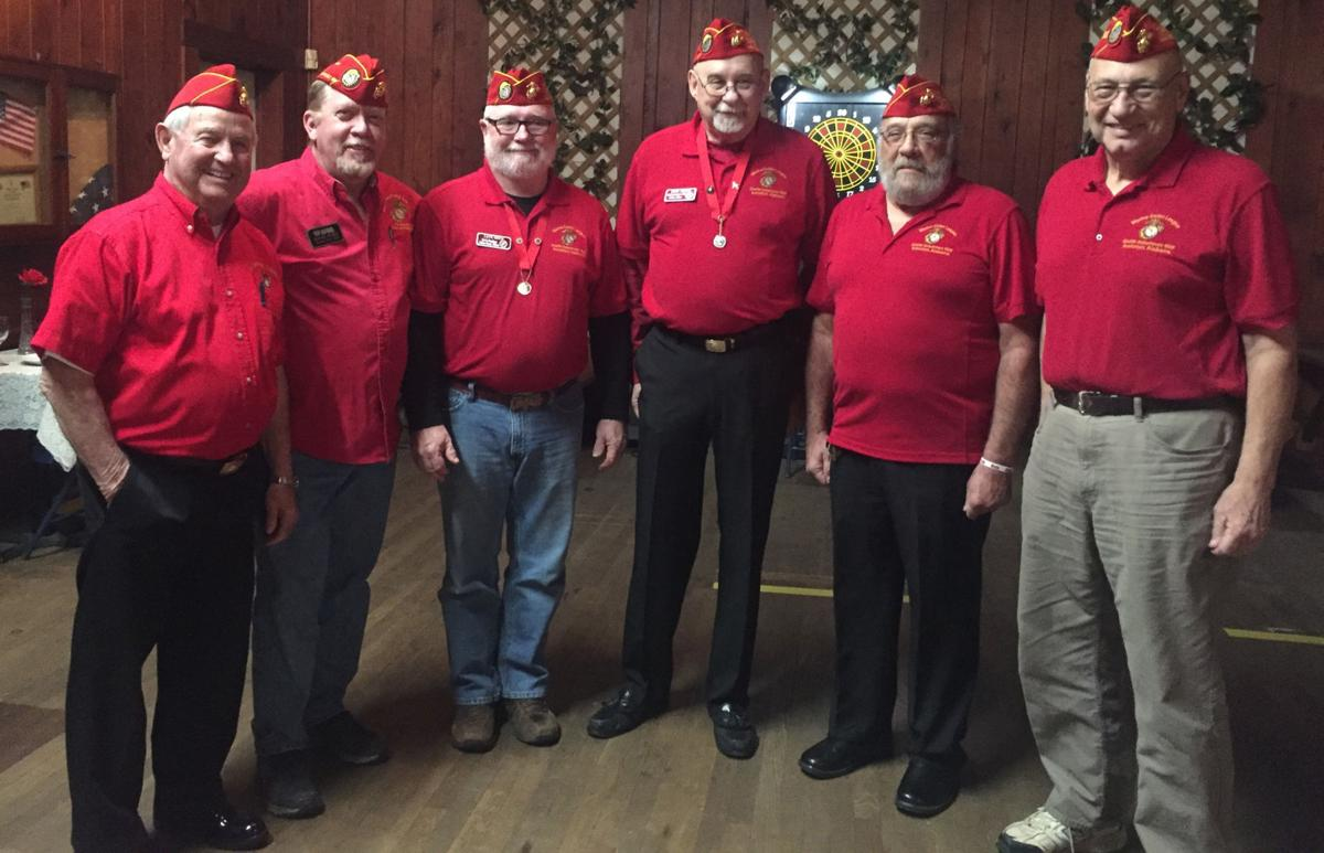 In Your Community ... Marine Corp League elects new Commandant