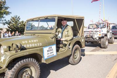 Sylacauga Veterans Day Parade