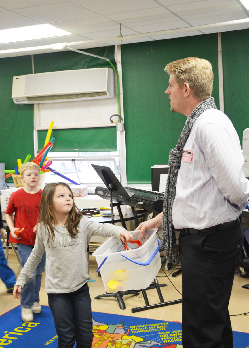 Cleburne County Schools arts program