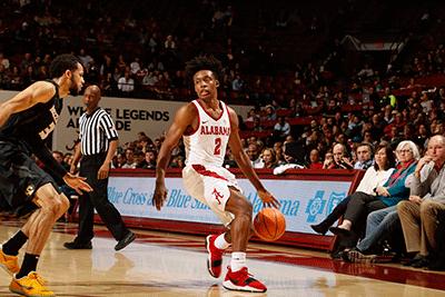 Alabama basketball
