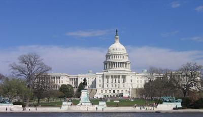 U.S. Capitol Building Washington D.C.