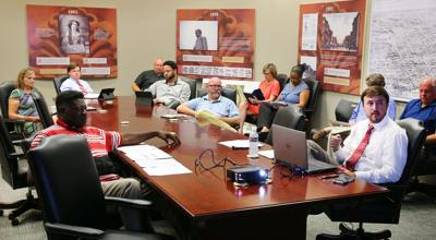 Anniston budget meeting