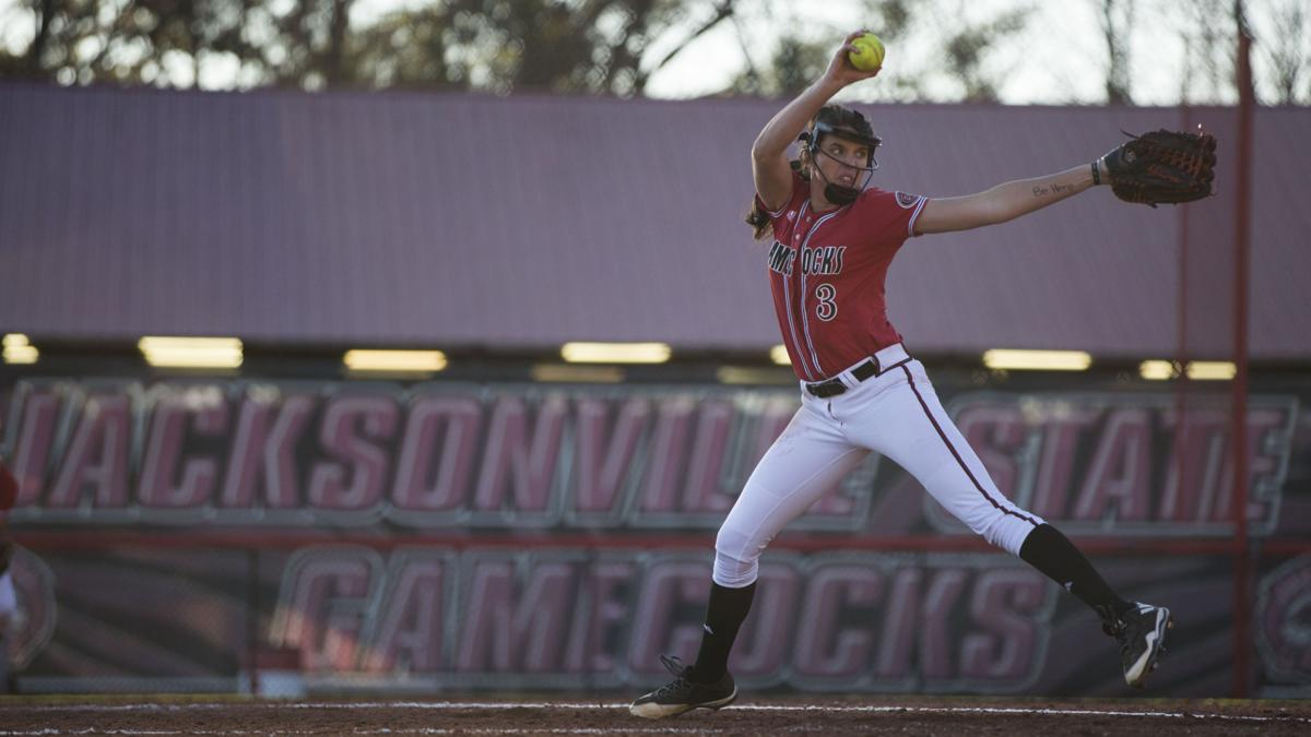 Southern Mississippi Softball at Jacksonville State University