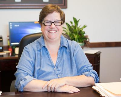 Talladega City Manager Beth Cheeks