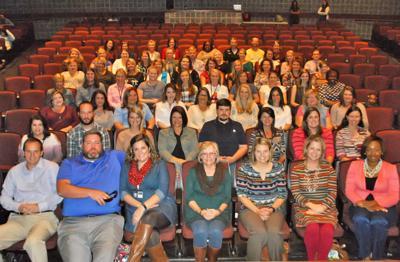 pell city schools education foundation awards teachers