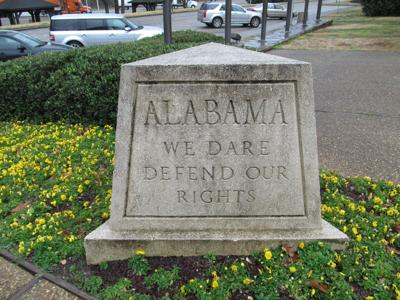 Alabama: We Dare Defend Our Rights