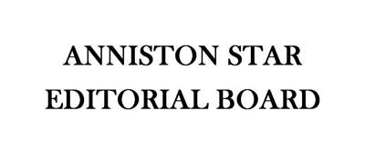 ANNISTON STAR EDITORIAL BOARD