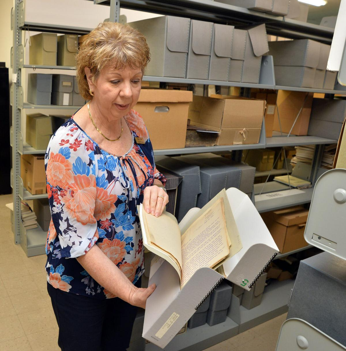 Grants to library make local history more accessible