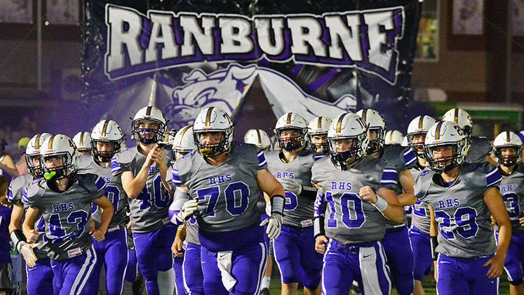 Westbrook Christian at Ranburne --  Homecoming 2018