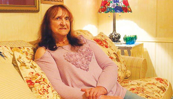 Shirley Bagwell likes living near her daughters