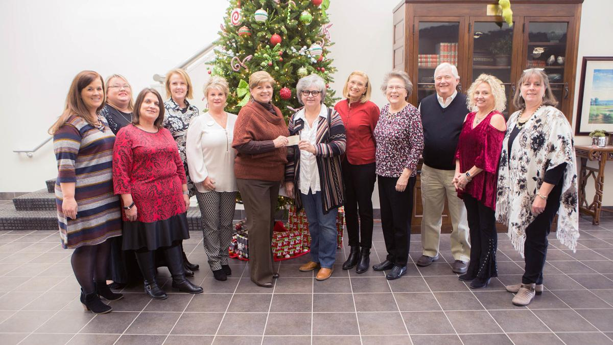 PHOTOS: St. Clair Realtors donate to charities