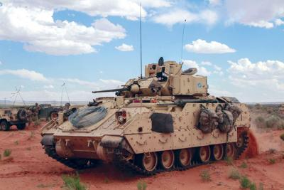 Bradley Fighting Vehicle Systems M2A3