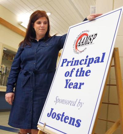 Courtney Wilburn White plains Middle School principal