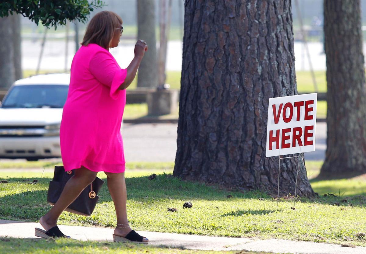 Runoff voter