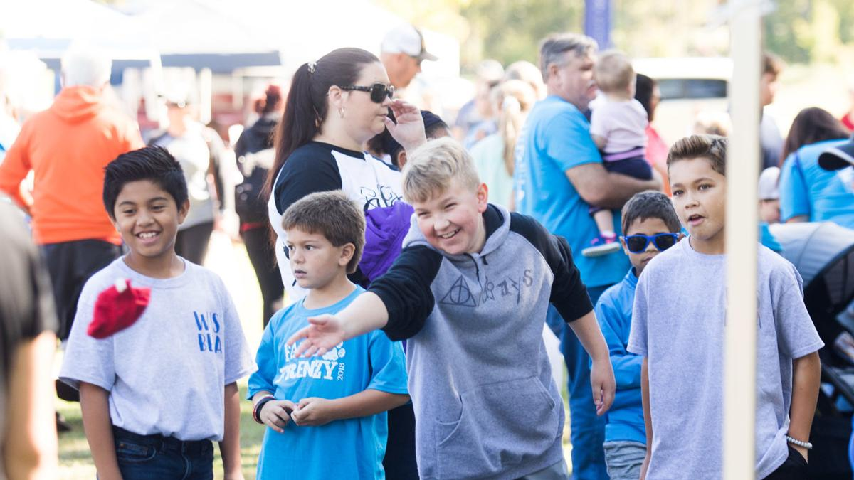 Perfect weather for Pell City's Fall Frenzy 2018 (gallery)