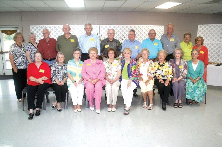 Pell City High Class of 1954