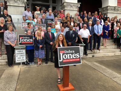Debra Jones announces candidacy