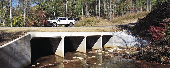 Four bridges open this week