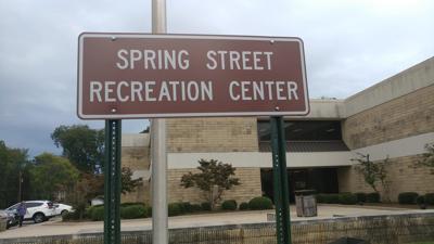 Spring Street Recreation Center in Talladega