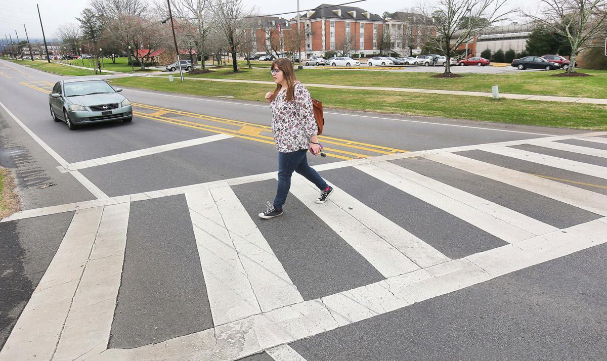 Jacksonville City Council talks traffic safety upgrades for crosswalks