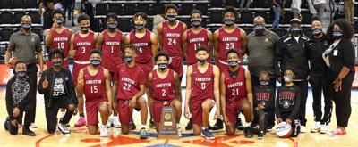Anniston BT Washington basketball