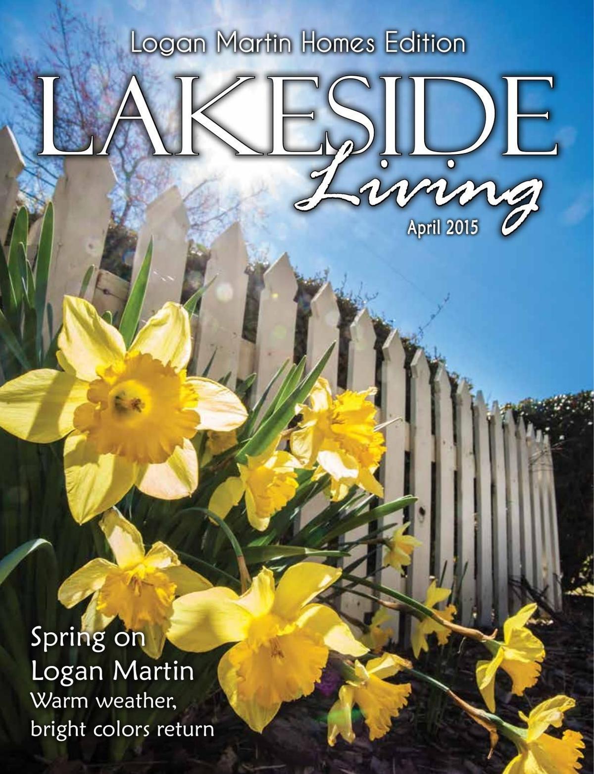Lakeside - April 2015