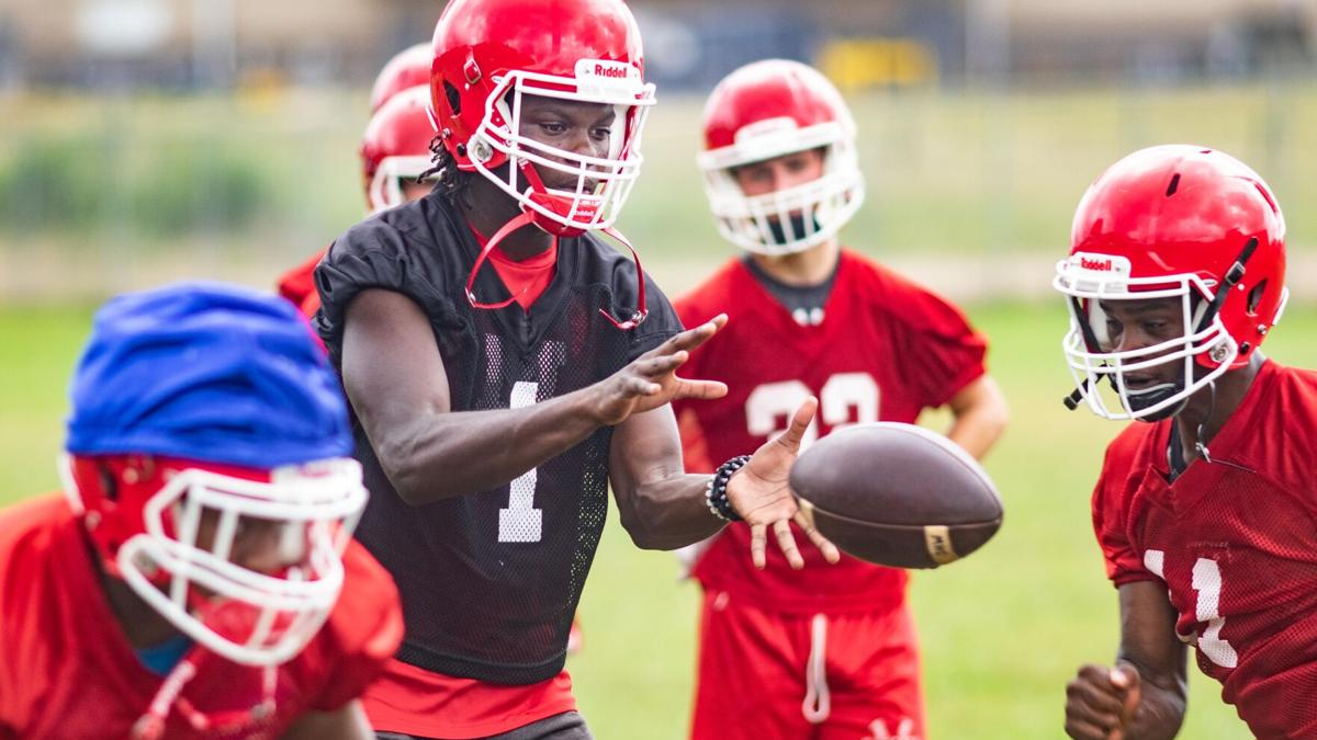 (PHOTOS) Munford Football Practice