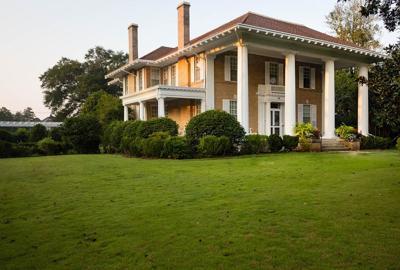 The Johnson-Stone House