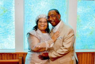 Rev. Van Tony Welch and Elect Lady Betty J. Welch