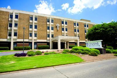 Brookwood Baptist Health Center/Citizens Baptist Medical Center in Talladega
