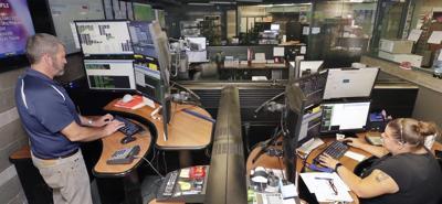 911 radio system