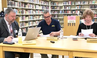 St. Clair BOE holds called meeting