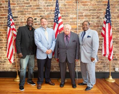 Cheaha District of Boys Scouts honors 3 leaders from Talladega area