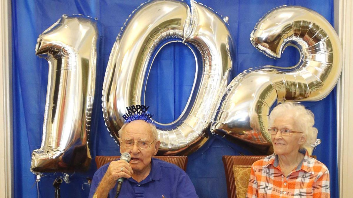 James Cecil Lindley Turns 102
