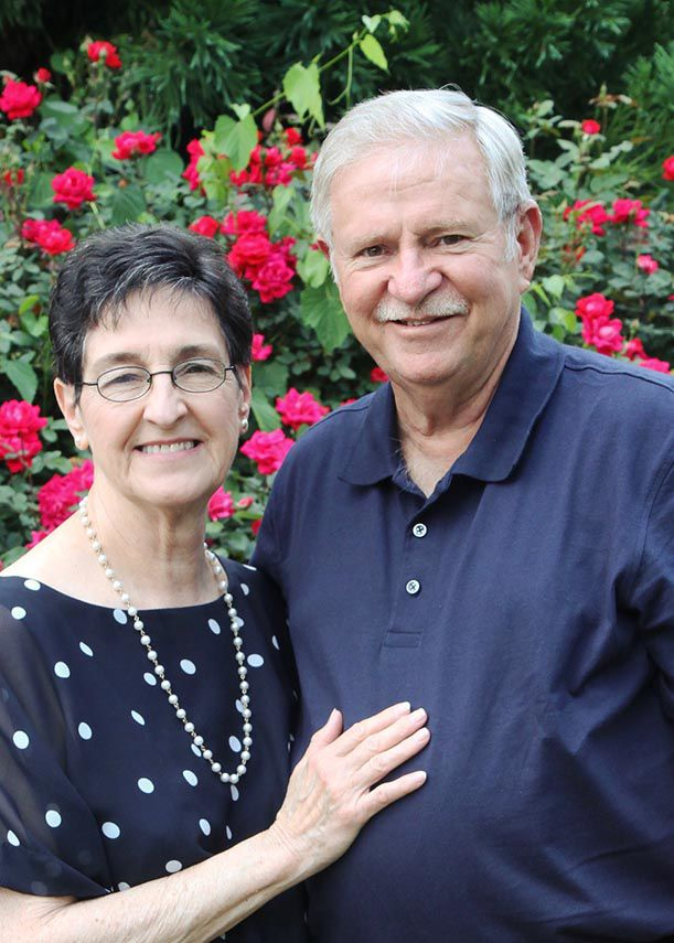 Ken and Martha Swader