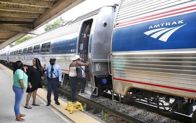 Anniston Amtrak