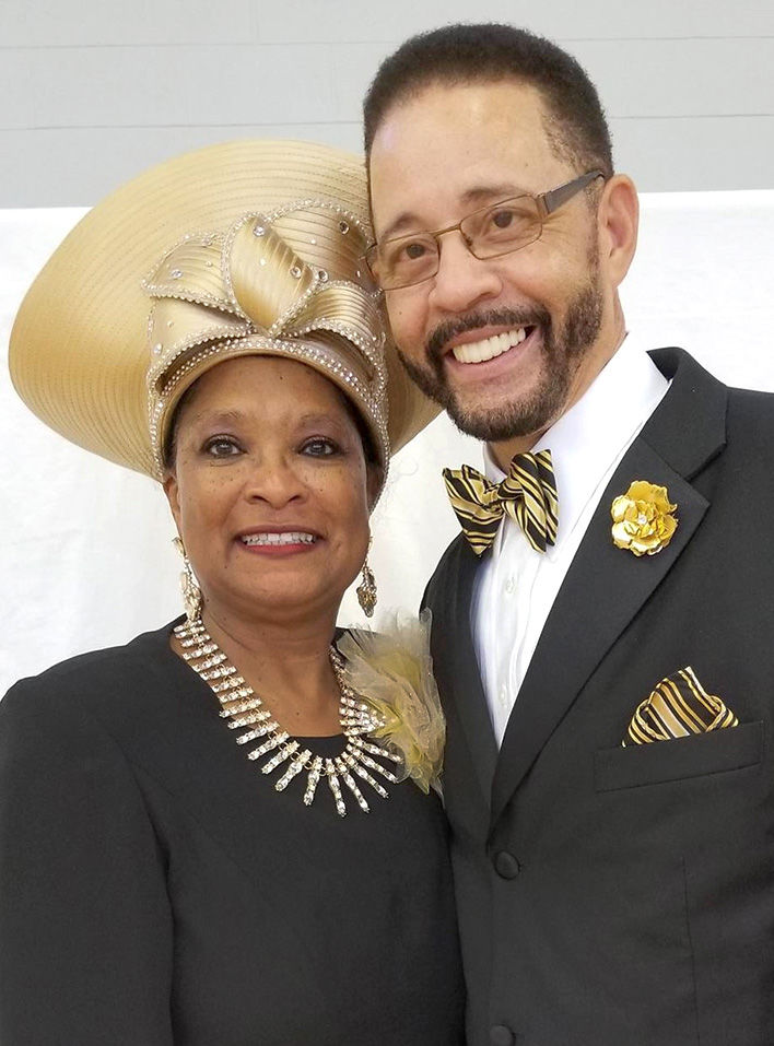 Mt. Zion celebrates ninth appreciation for Rev. Kendell, Sis. Linda Burton