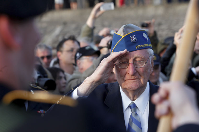 France D-Day commemorations