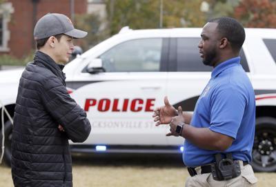 Police meet and greet at JSU
