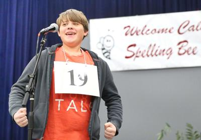 Calhoun County Spelling Bee