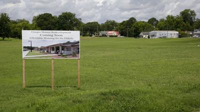 Cooper Homes redevelopment