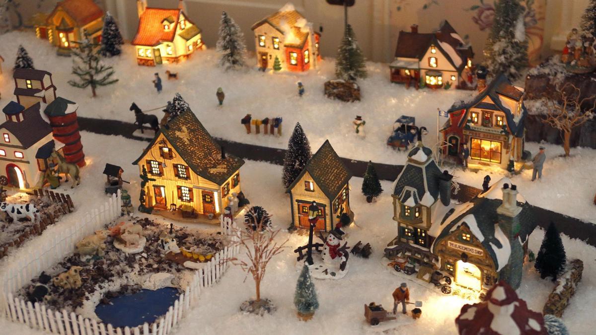 American Village Christmas