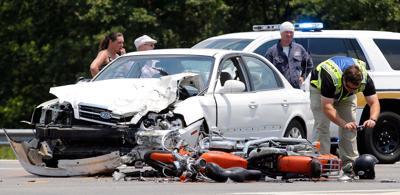 Oxford crash
