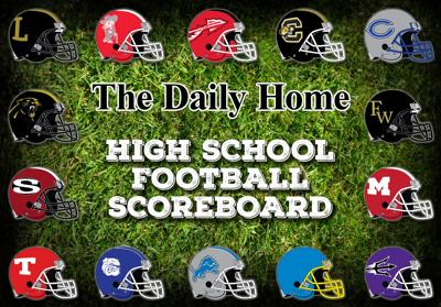 Daily Home Scoreboard