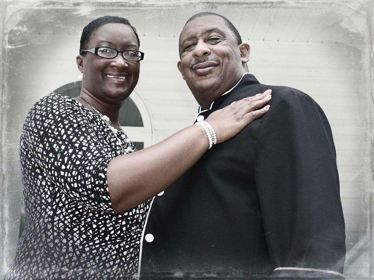 Pastor Timothy and Mrs. Sharon Caldwell