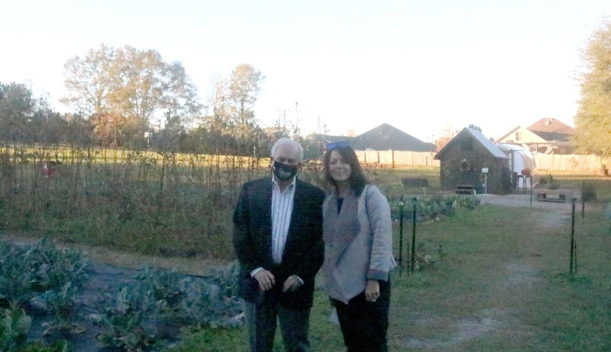 Pell City Gateway Community Garden welcomes local leaders