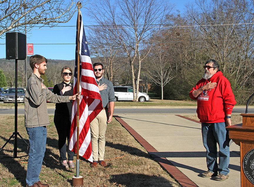 Arbor Day Celebration at JSU