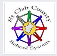 St. Clair County Schools logo
