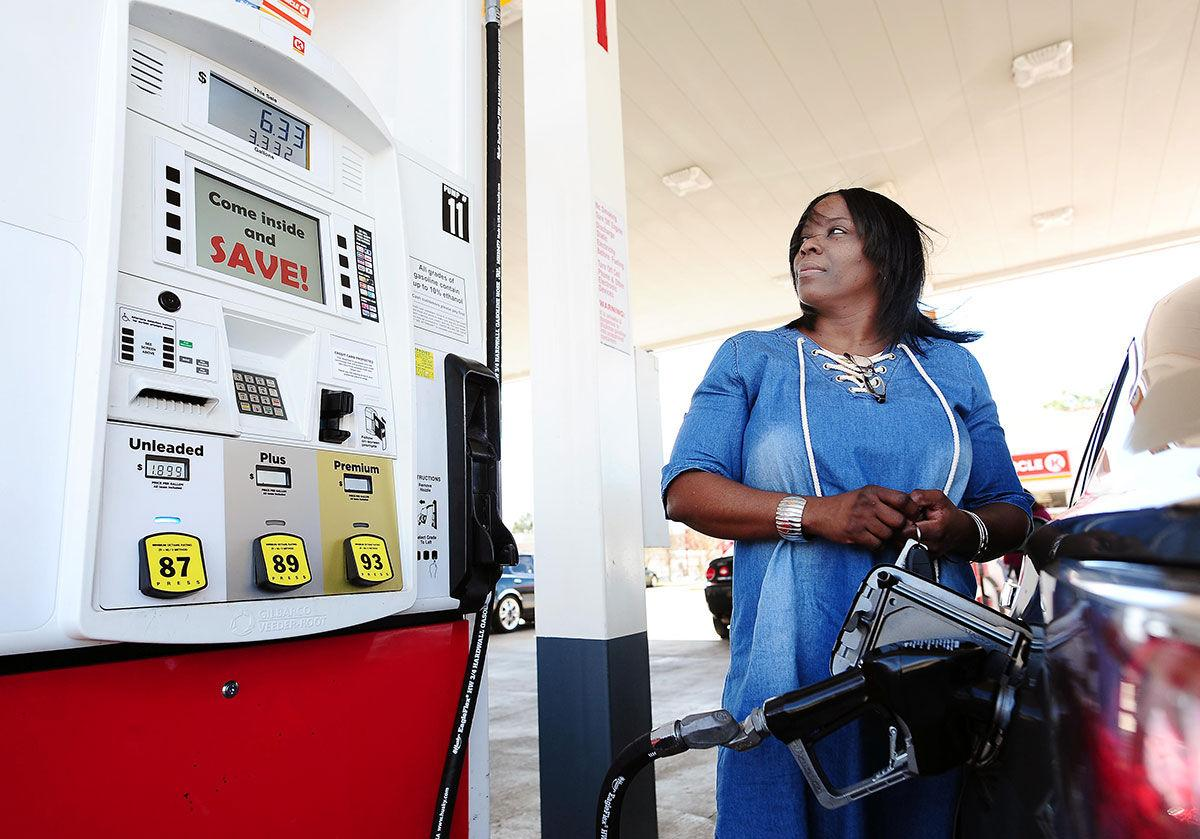 Alabama gas tax bill in the works