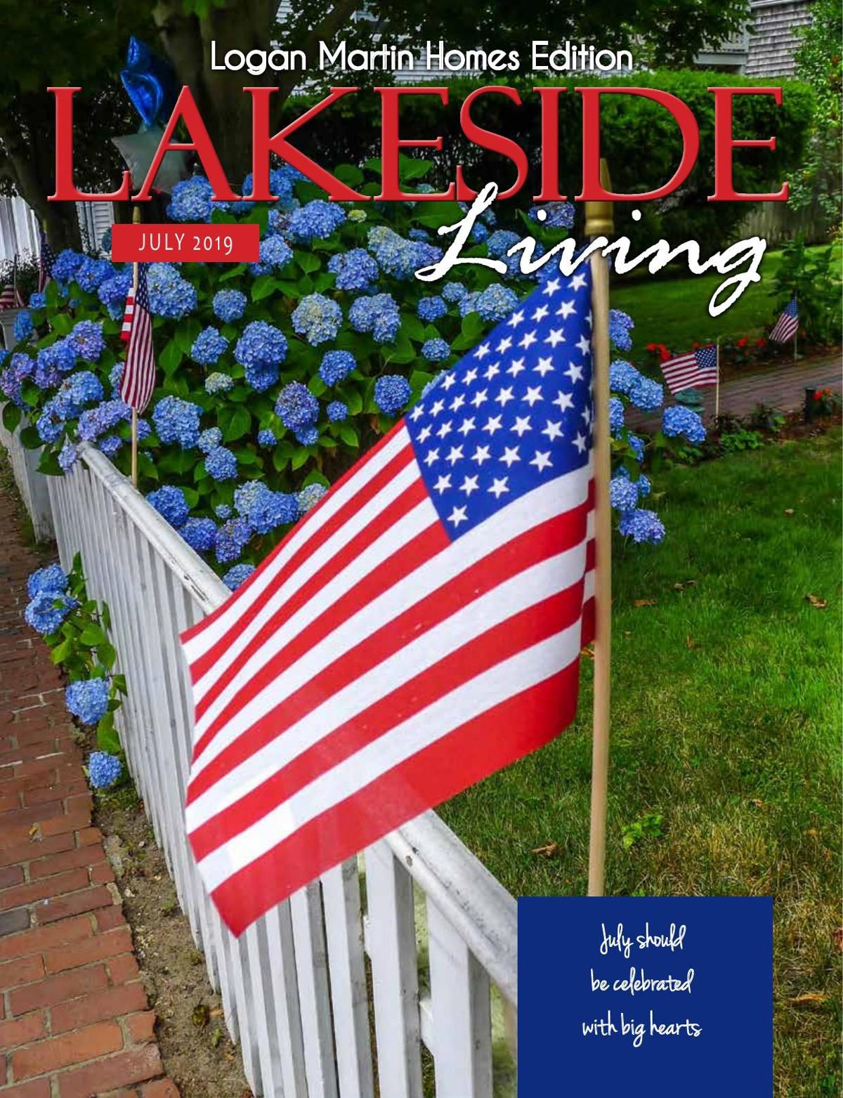 Lakeside Living July 2019